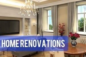 home Renovation graphics