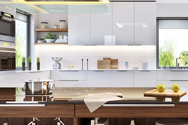 design the smart light for your kitchen